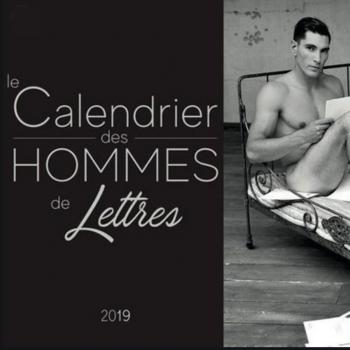 Le calendrier des hommes de lettres