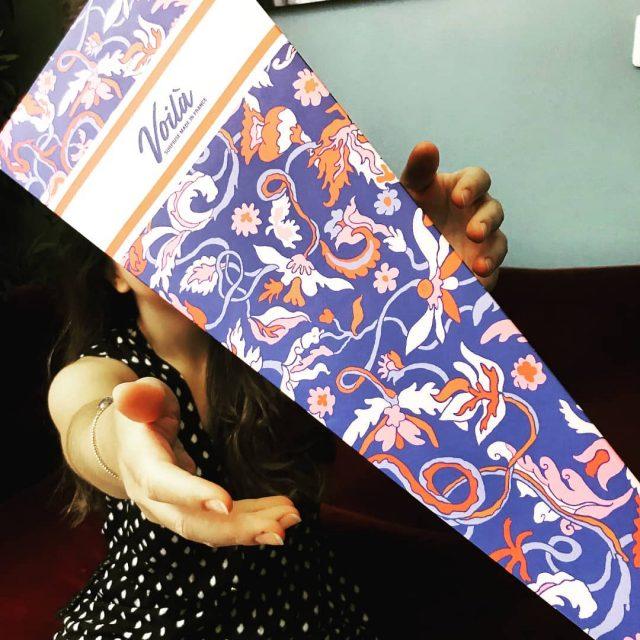 Félicitations à @voilasurprisemif pour avoir atteint son objectif de précommandes des pochettes surprise Voilà ! . #voilasurprisemif #madeinfrance #surprise #cadeaux #voilà #ulule