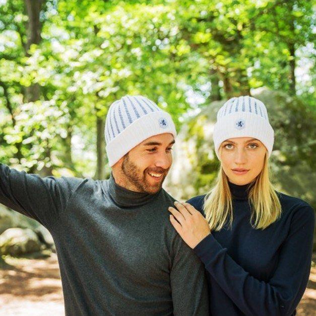 Pour les amateurs de randonnée en montagne, @blanc_bonnet propose des bonnets fabriqués en France et certifiés Origine France Garantie. 🇫🇷 . . .  #blancbonnet #couleurs #collection #label #originefrancegarantie #mode #instafashion #relationspresse #madeinfrance #france